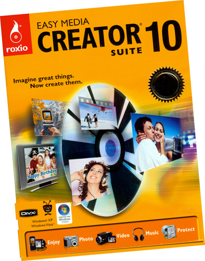 Where can I buy discount Roxio Easy Media Creator Suite 10?